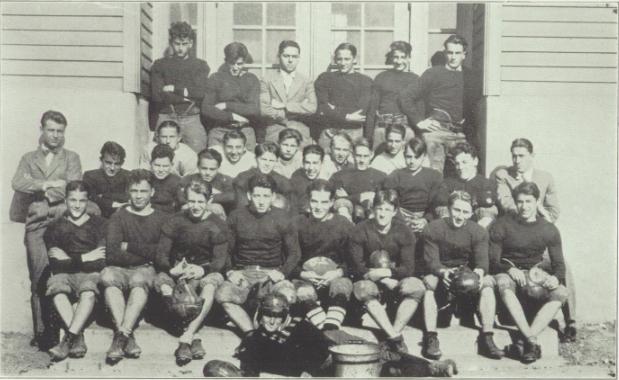 1928 Team Photo